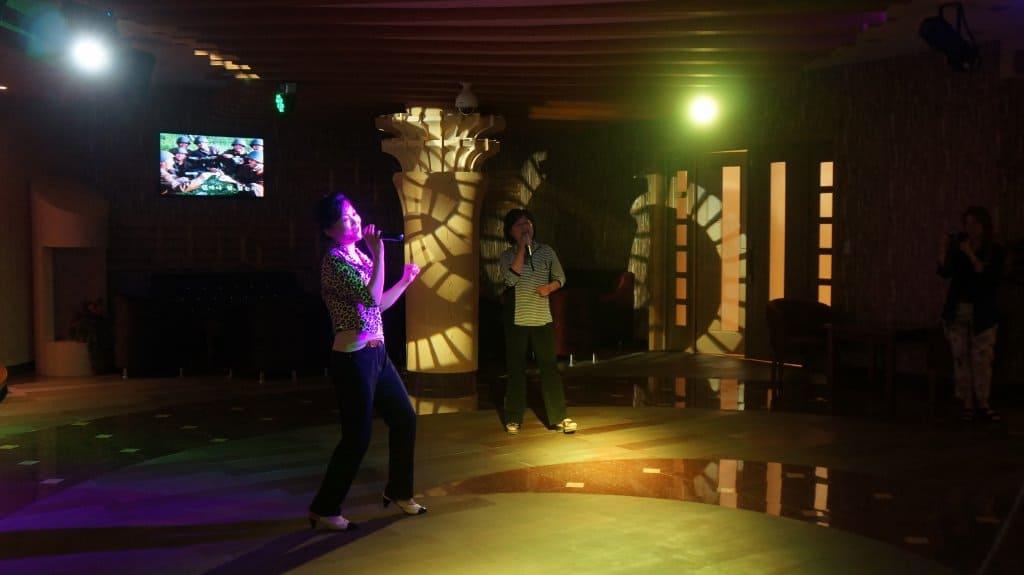Karaoke Room - Fun Facts About South Korea