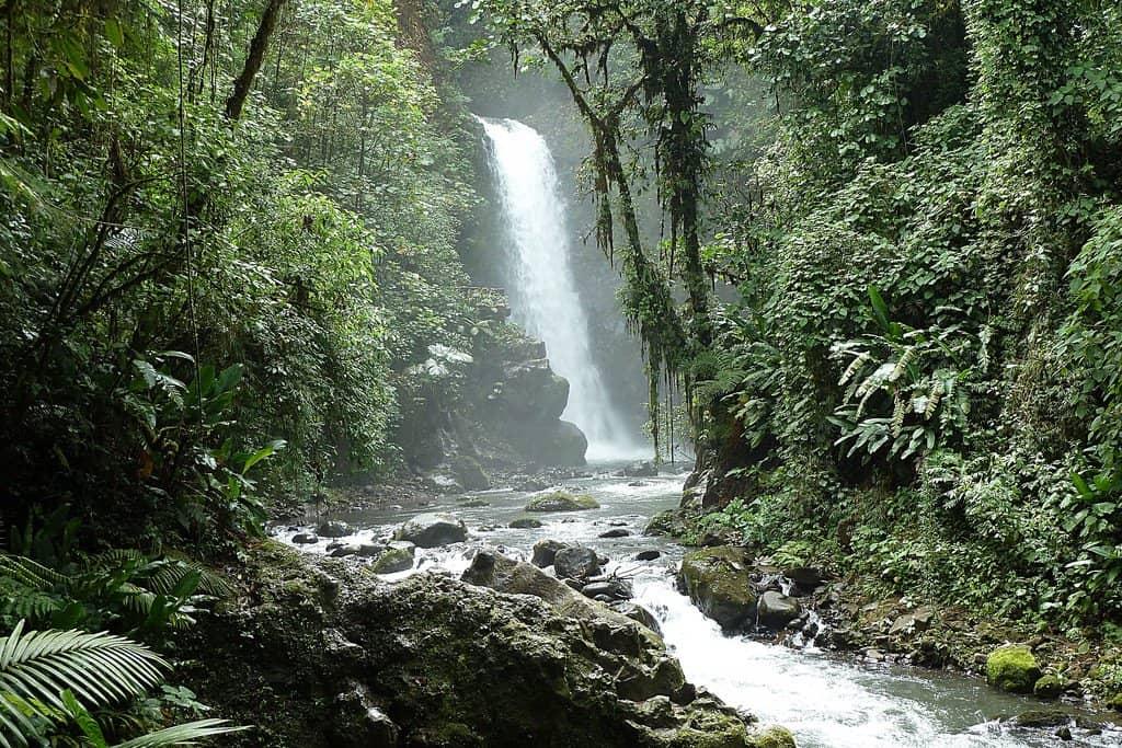 La Paz Waterfall Gardens - Costa Rica With Kids