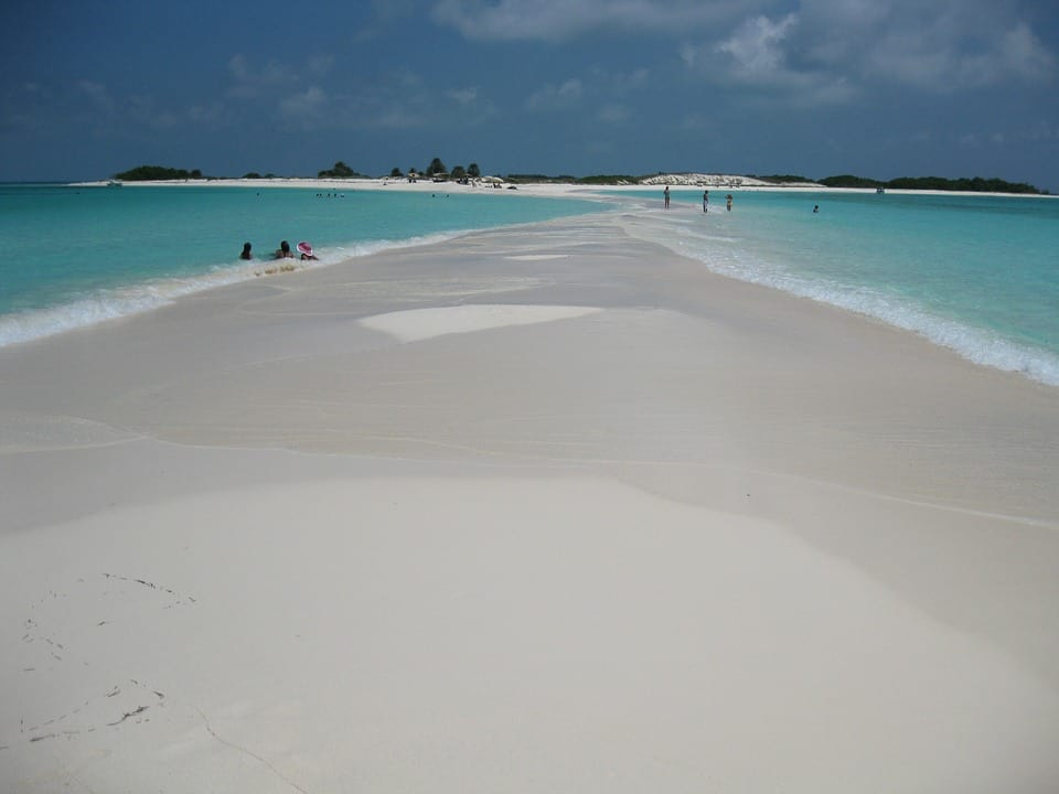 Los Roques - Safest Places to Travel in South America