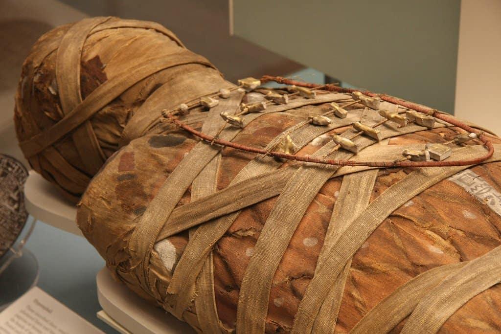 Mummy - Fun Facts About Egypt