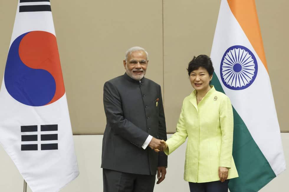 Narendra Modi & Park GeunHye - Fun Facts About South Korea