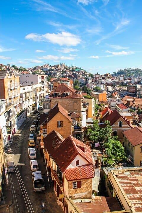 Antananarivo - Madagascar with Kids