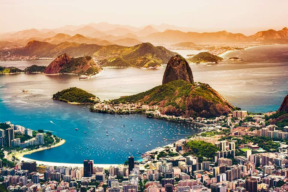 Rio de Janeiro, Brazil - Safest Places to Travel in South America