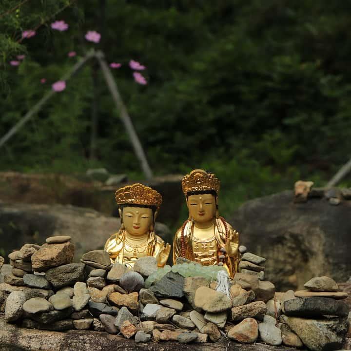 Buddha statue - Fun Facts About South Korea