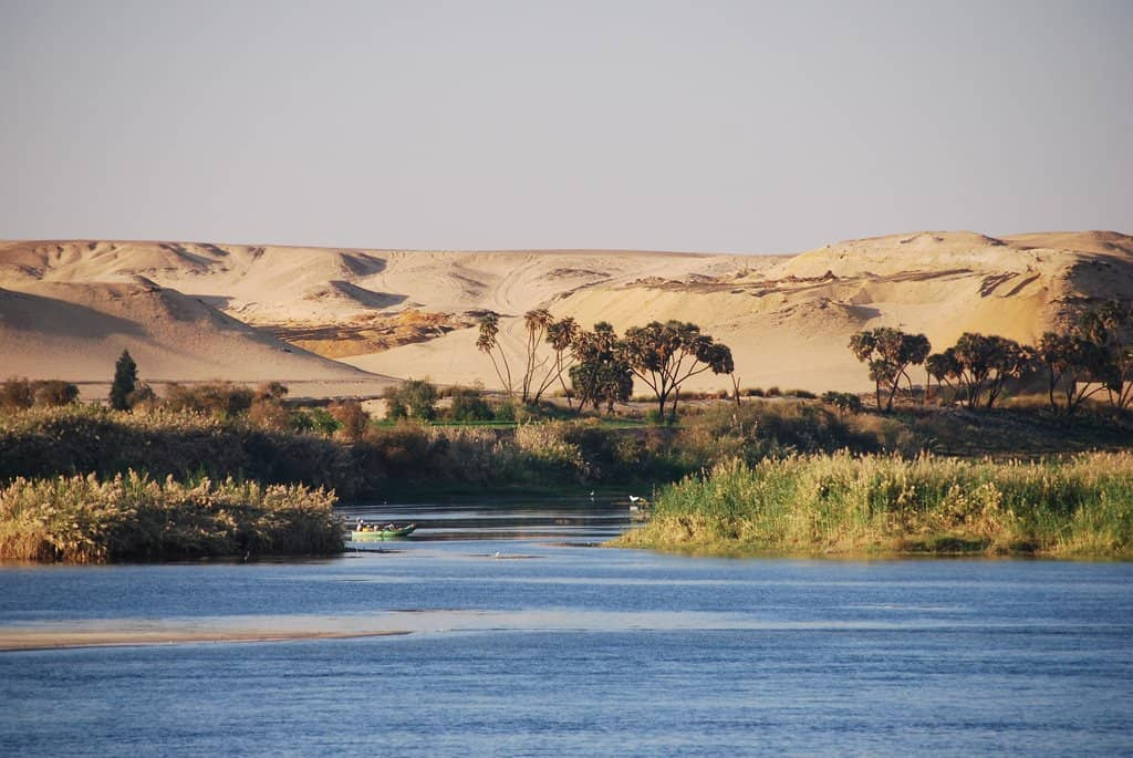 Nile River - Fun Facts About Egypt