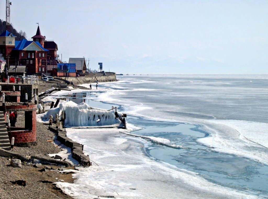 Lake Baikal - Fun Facts About Russia