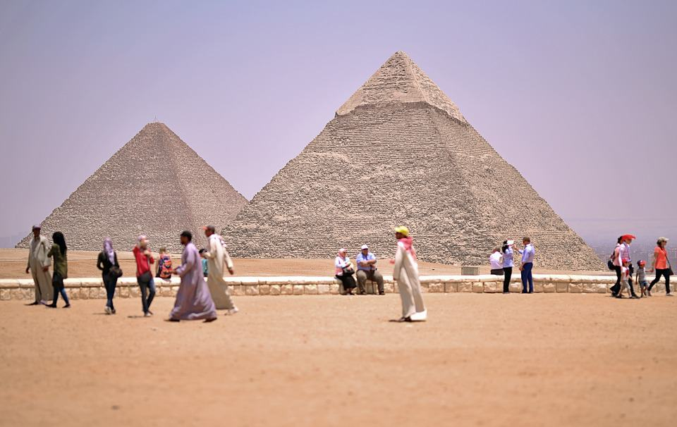 Fun Facts About Egypt