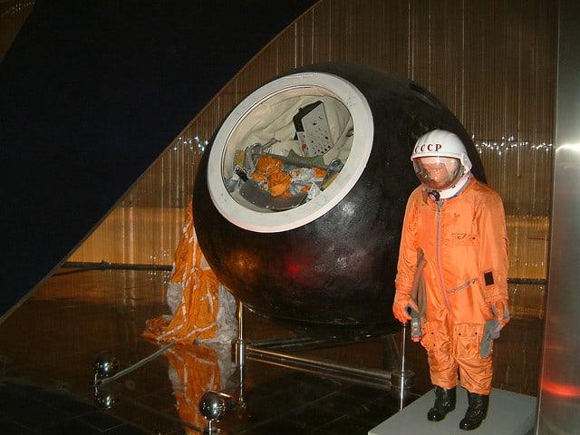 Yuri Gagarin - Fun Facts About Russia
