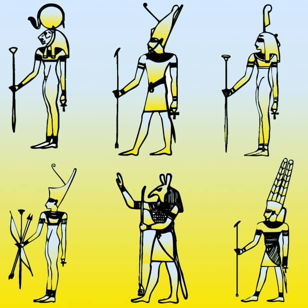 Ancient Egyptian Gods - Fun Facts About Egypt