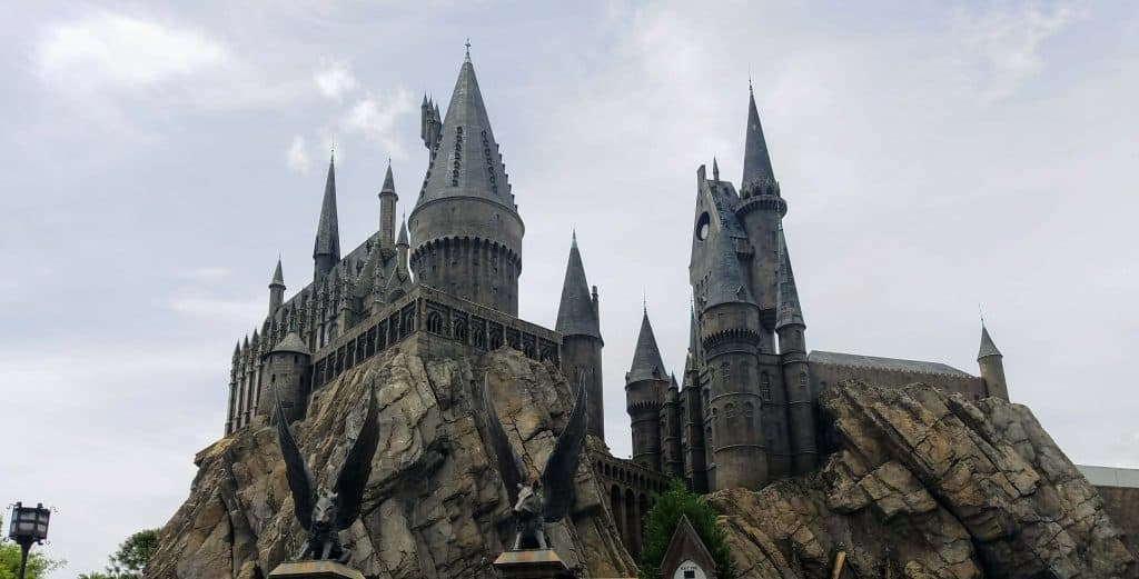 Hogwarts - Awesome Facts About Universal Studios Harry Potter