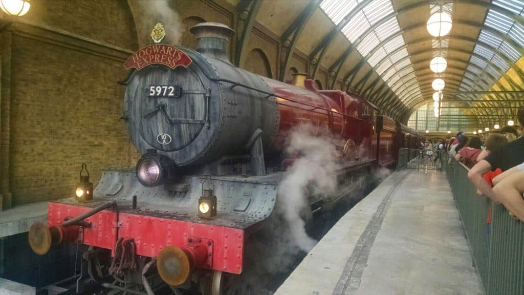 Train to Hogsmeade - Awesome Facts About Universal Studios Harry Potter