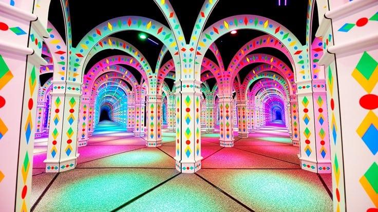 Mall of America, Amazing Mirror Maze