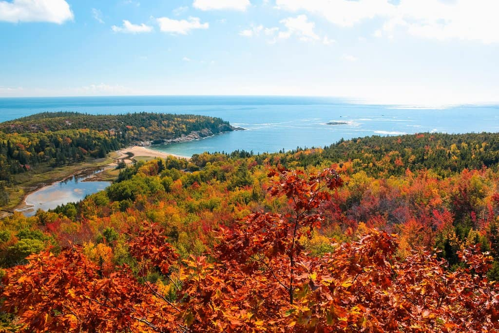 Acadia National Park - Best National Parks In USA