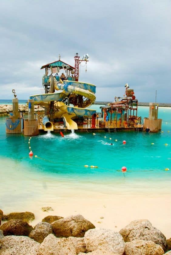 Pelican Plunge - Disney Castaway Cay