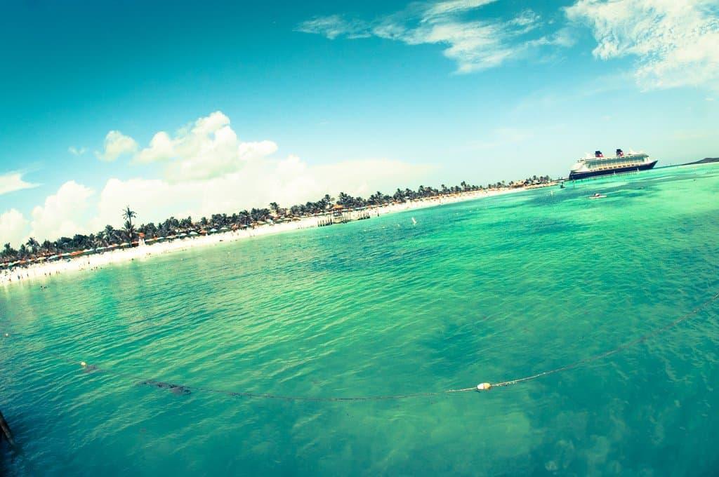 Snorkeling  - Disney Castaway Cay