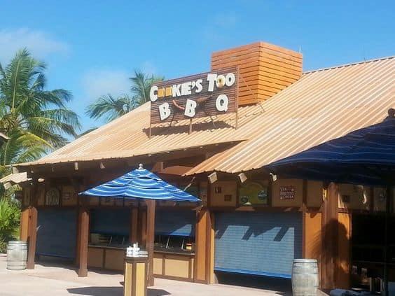 Cookie's BBQ - Disney Castaway Cay