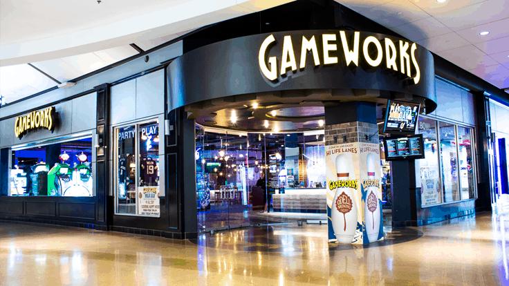 Gameworks Mall of America