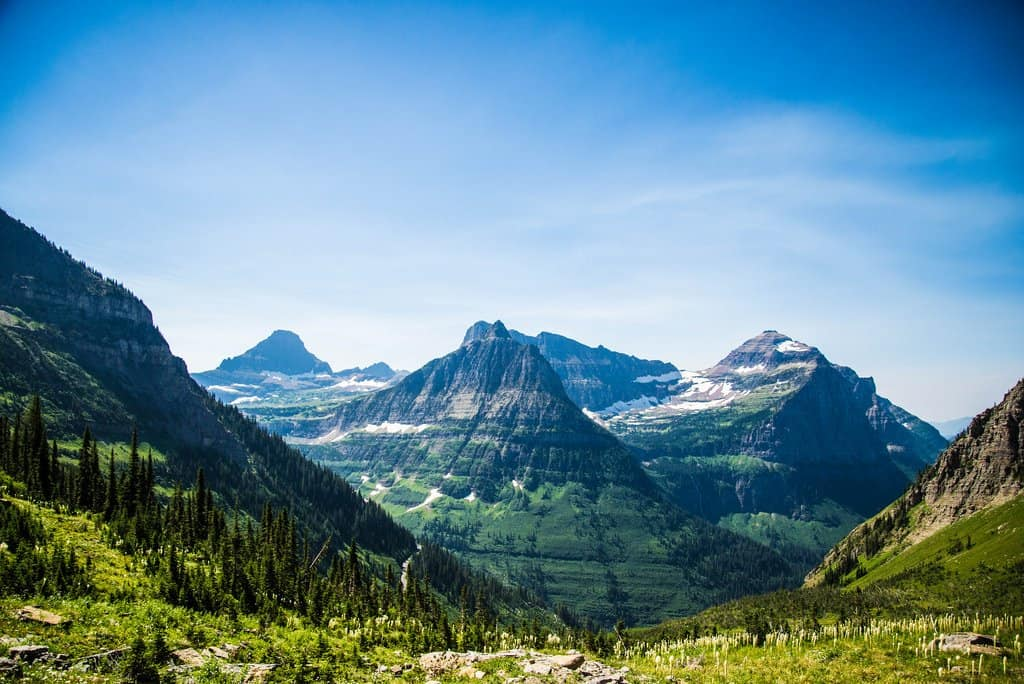 Glacier National Park - Best National Parks In USA