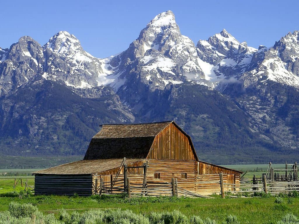 Grand Teton National Park - Best National Parks In USA