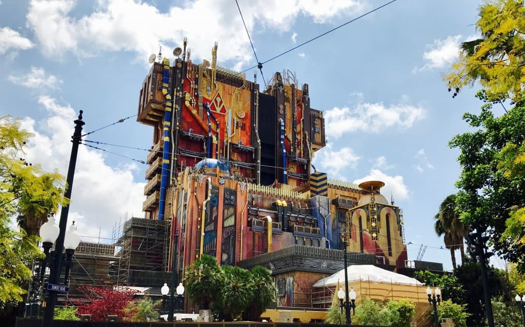 Guardians of the Galaxy – Mission Breakout