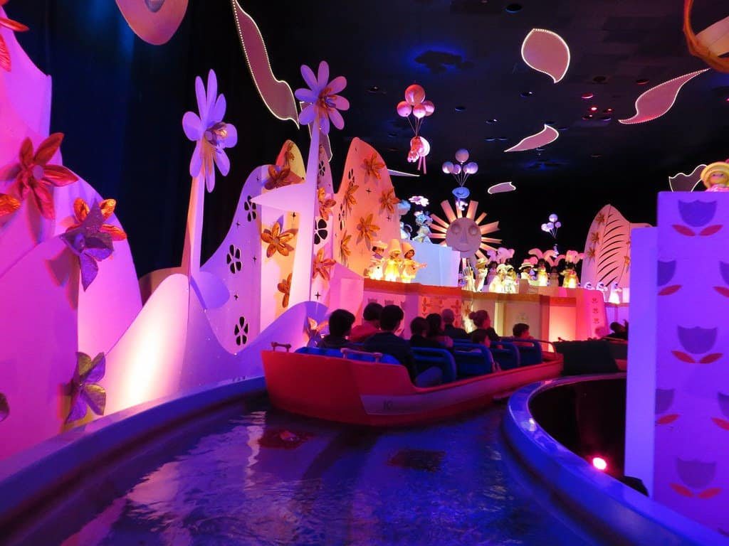 It's a Small World - Best Disneyland Rides