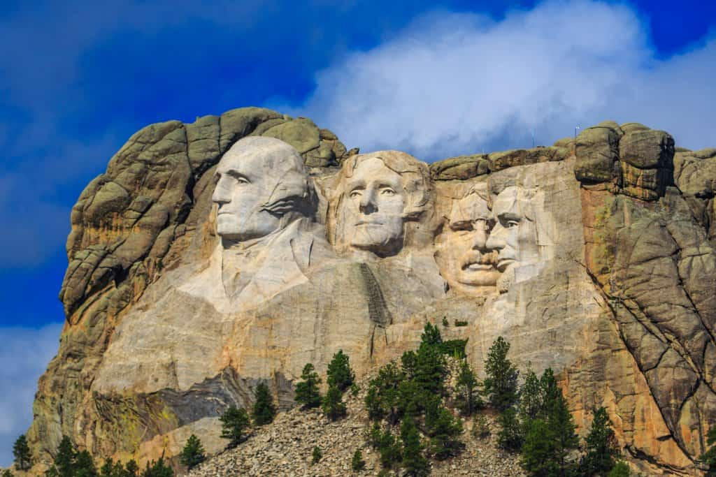 Mount Rushmore National Park - Best National Parks In USA