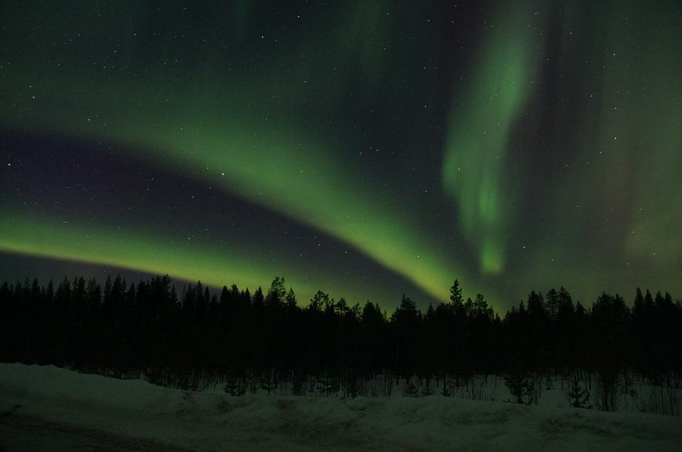 Sweden - Best Places to See the Northern Lights