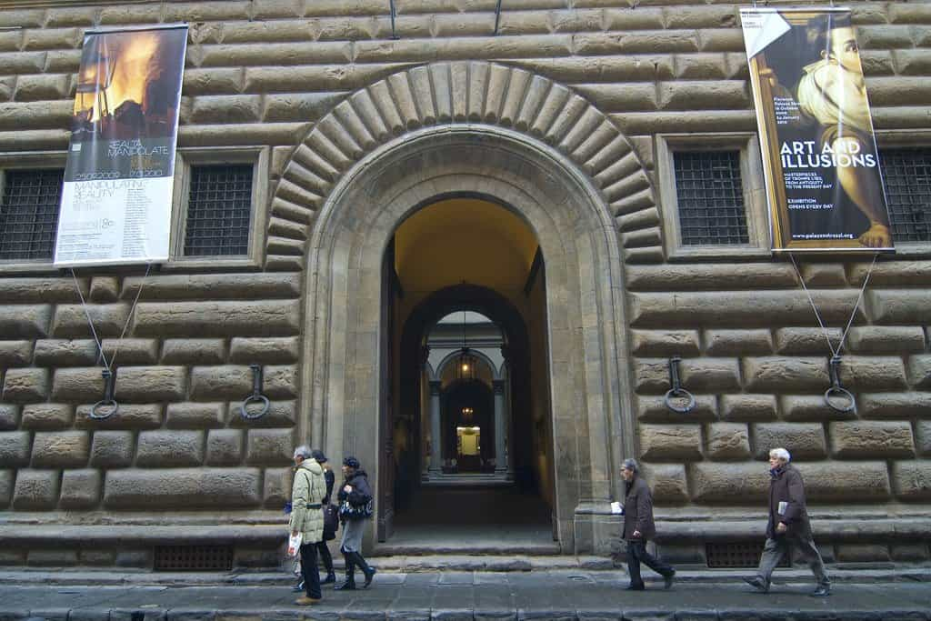 Palazzo Strozzi - Florence with Kids