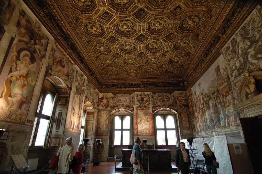Palazzo Vecchio - Florence with Kids