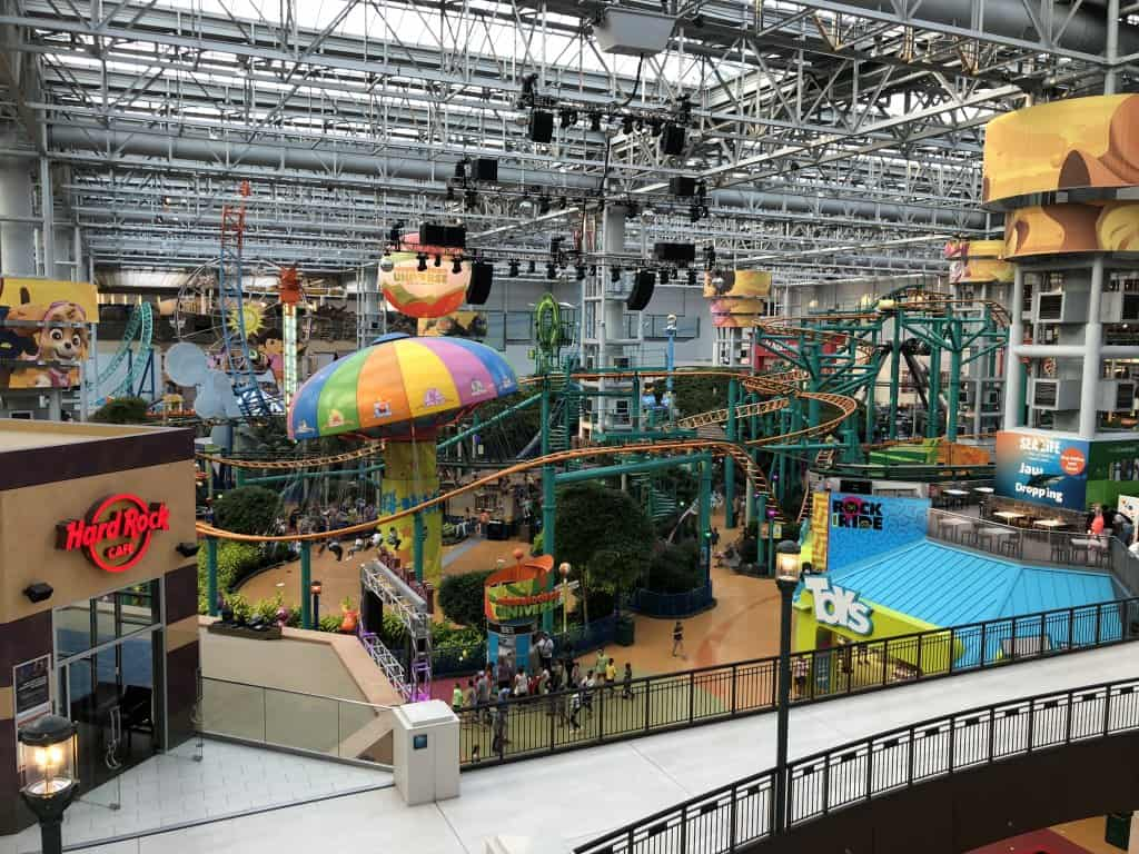 Nickelodeon Universe - Things to do in Mall of America