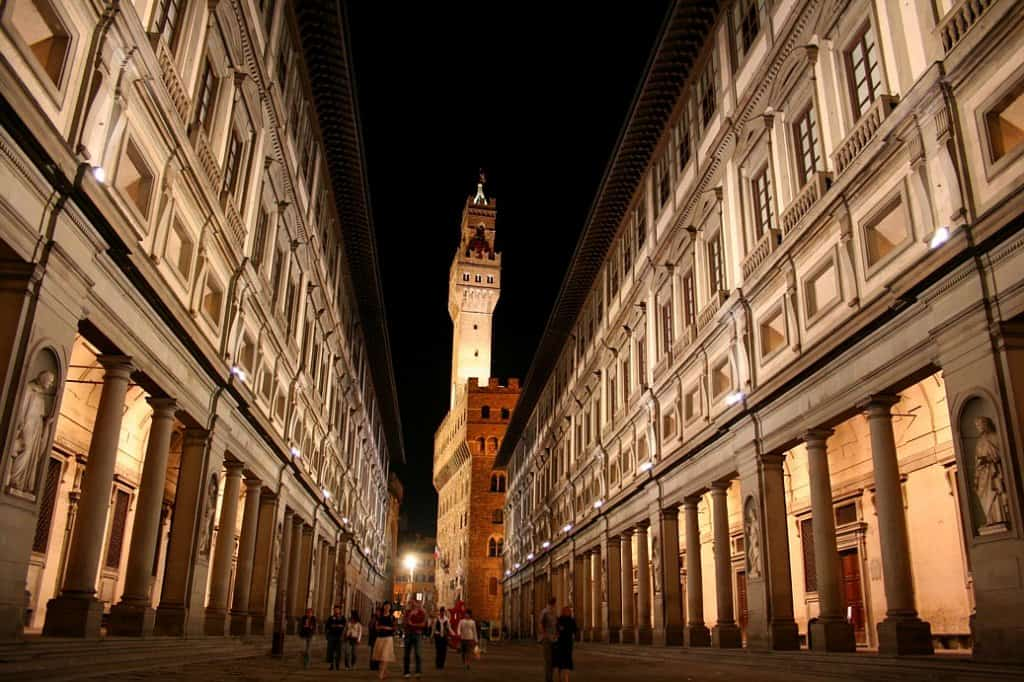 Uffizi Gallery - Florence with Kids