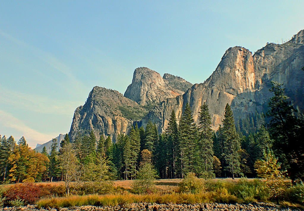 Yosemite National Park - Best National Parks In USA