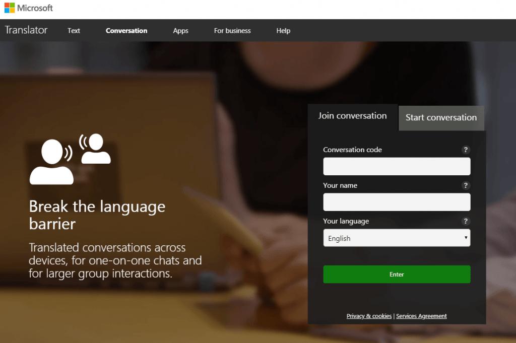 Microsoft Translator - Best Translation Apps for Traveler