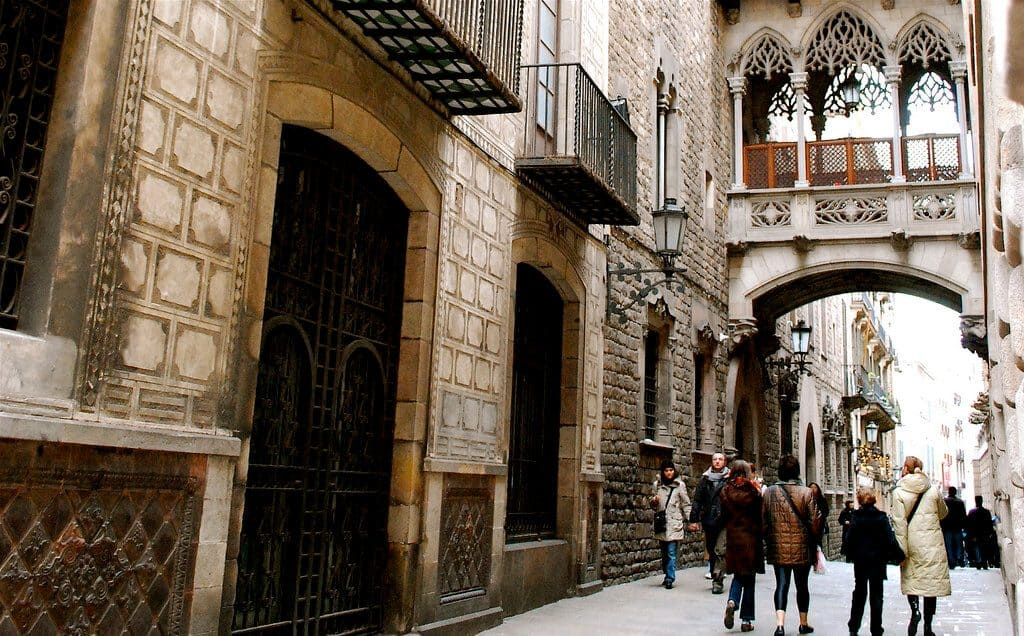 Barri Gotic - Family-Fun Activities in Barcelona