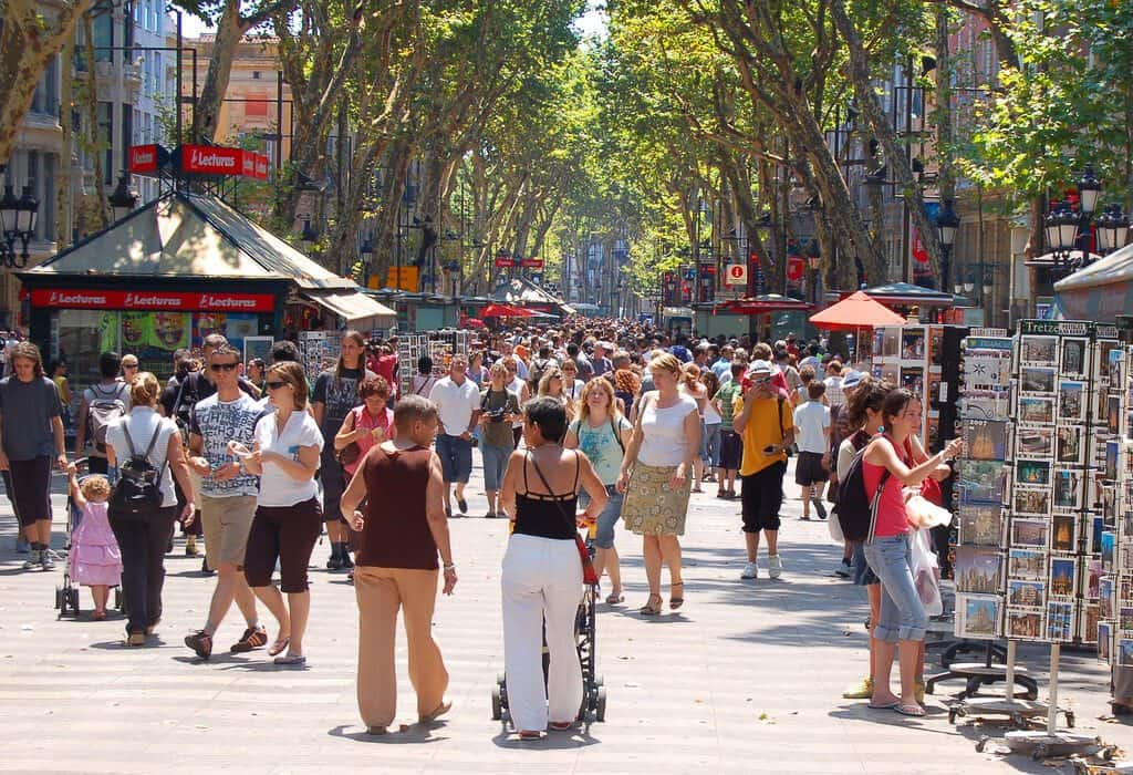 Las Ramblas - Family-Fun Activities in Barcelona