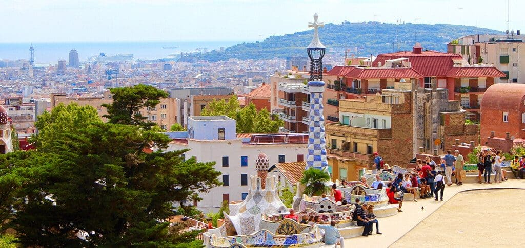 Guell Park - Family-Fun Activities in Barcelona