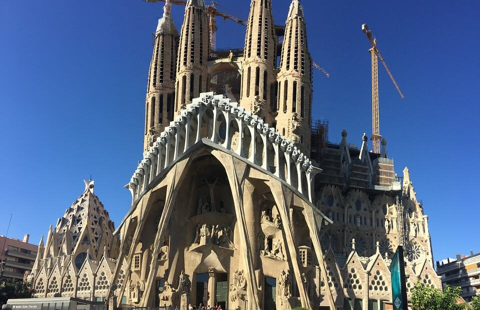 Sagrada Familia - Family-Fun Activities in Barcelona