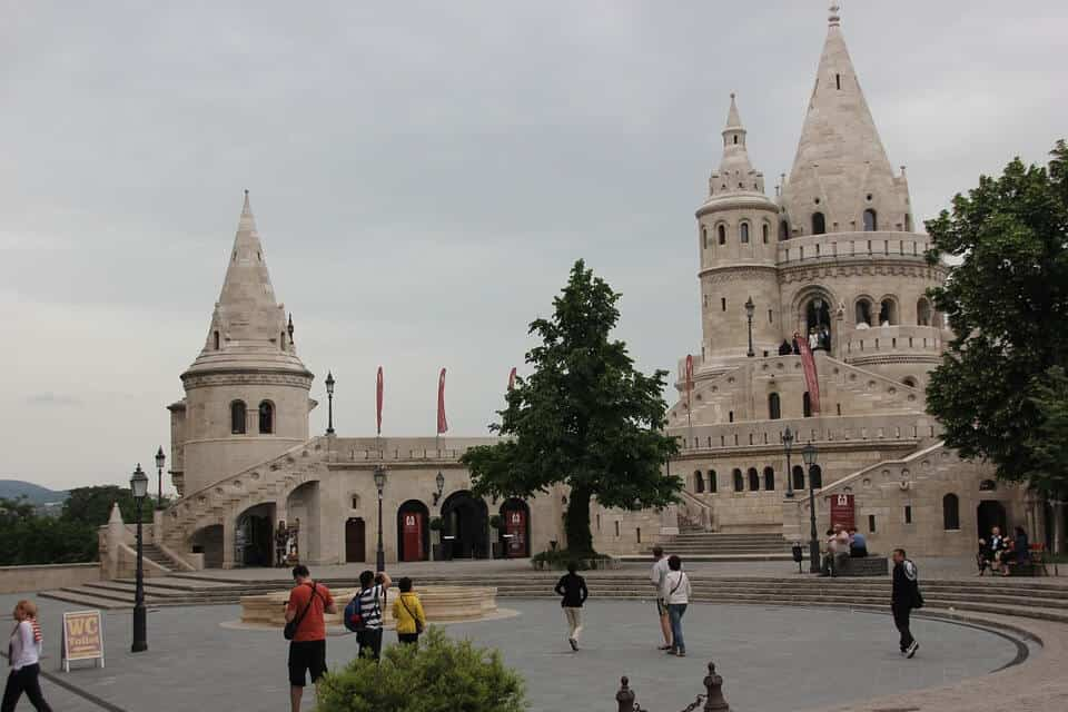 Fisher's Bastion