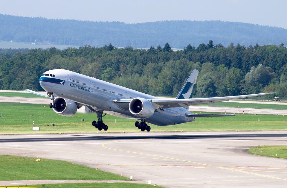 Get an Upgrade on Your Next Flight