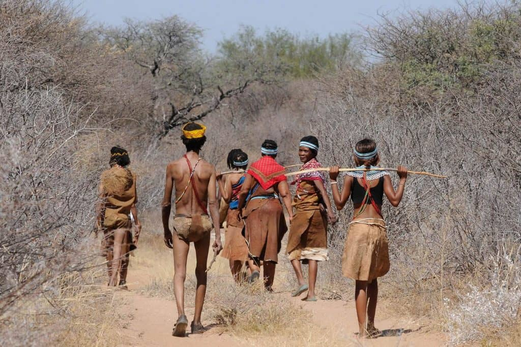 San Tribe - Best Things to do in Botswana with kids