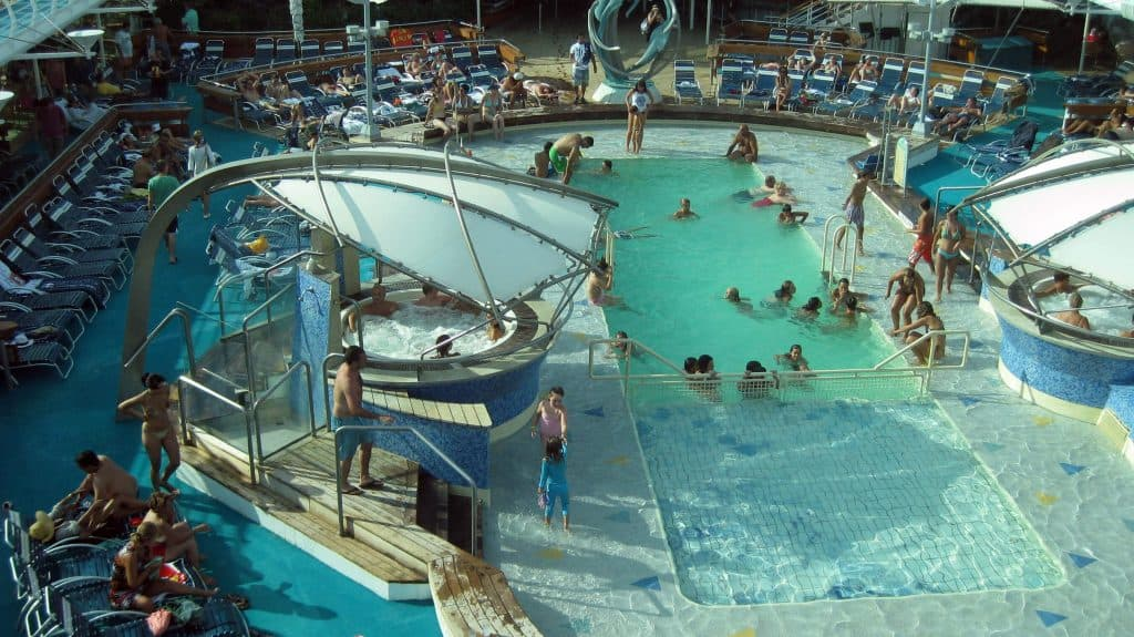 Water Park - Santorini Family Vacation