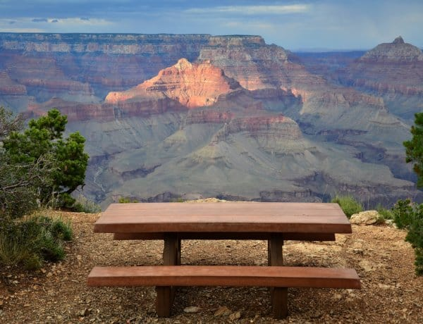 Shoshone Point - Grand Canyon With Kids