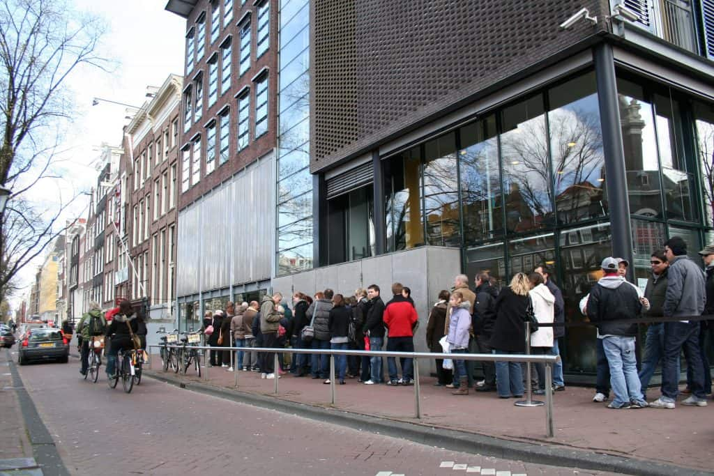 Anne Frank House - Best Things to Do in Amsterdam with Children