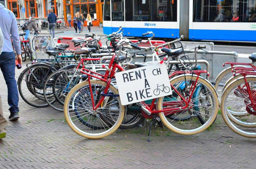 Bike Rental - Best Things to Do in Amsterdam with Children