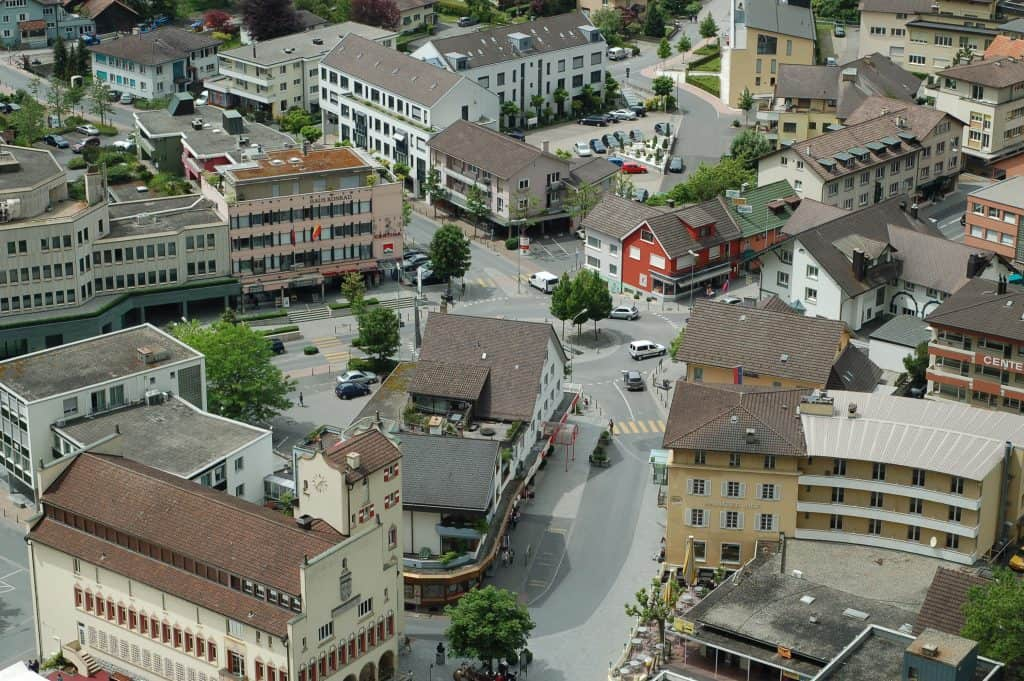 Vaduz - Where in the World is Liechtenstein