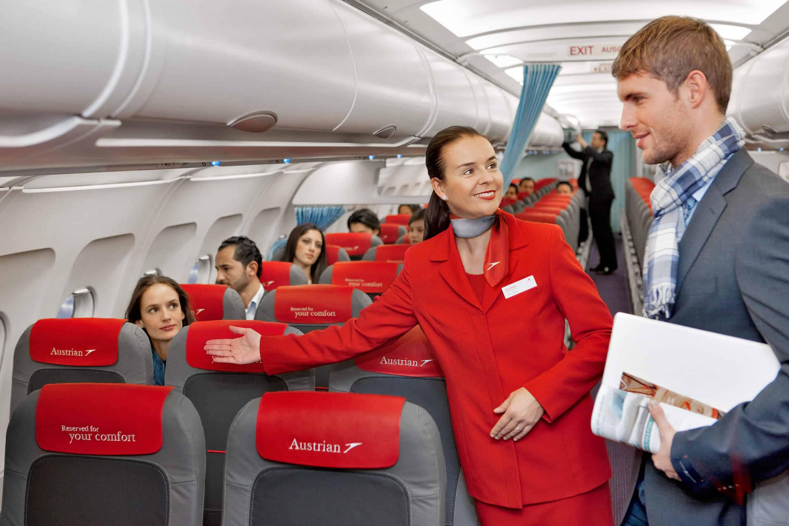 Seat Upgrade on Your Next Flight