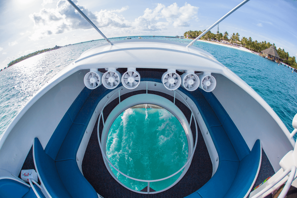 Glass-Bottomed Boat