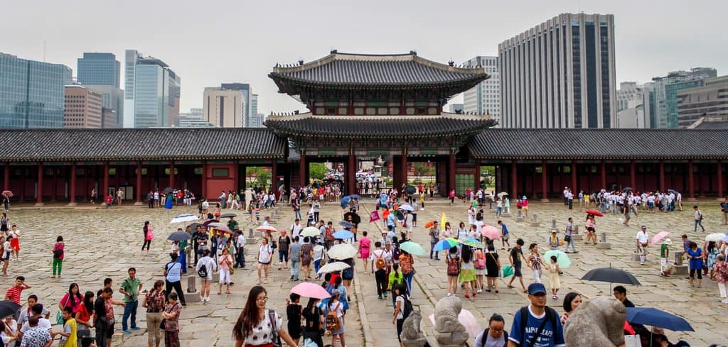 South Korea - Best Countries for Women to Travel Alone