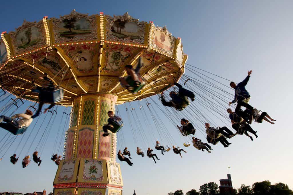 Gronalund Amusement Park