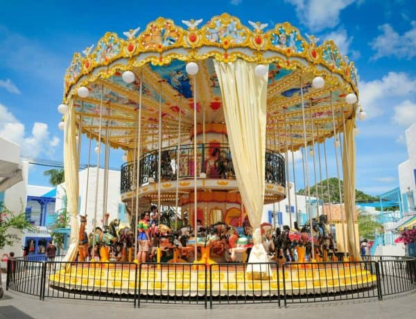 Best Amusement Parks in Asia